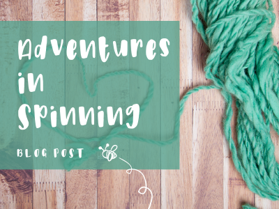 Adventures in Spinning