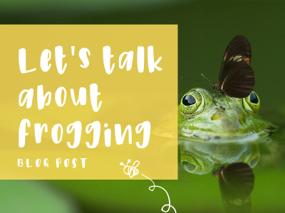 Let's talk about frogging